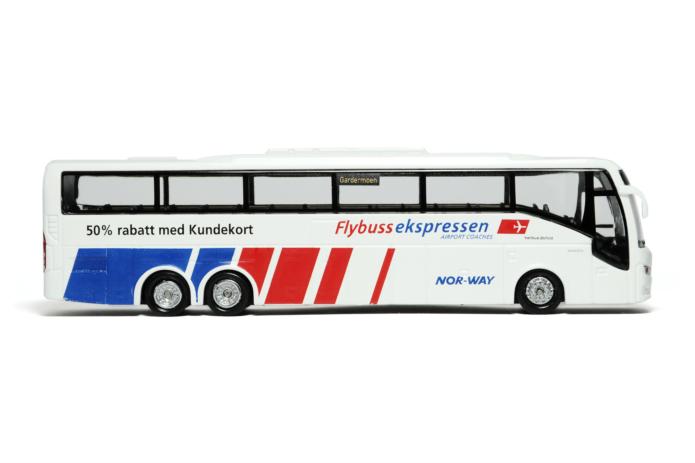 Flybuss storo gardermoen