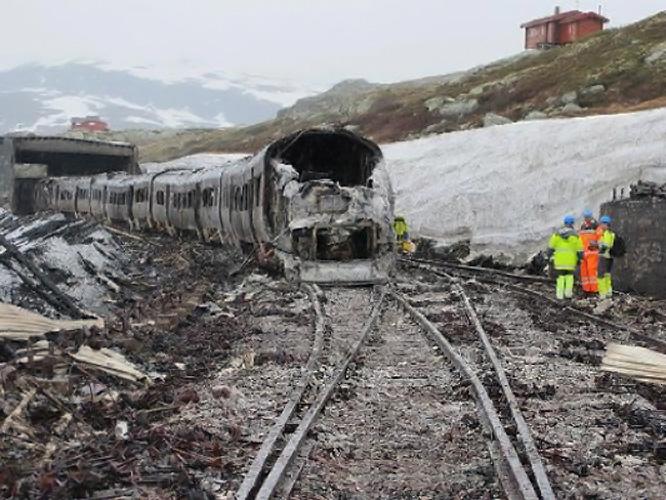 Nsb togruter bergensbanen