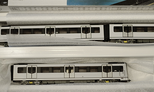 Oslo Mtero T-bane MX 3000