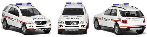 BUSCH 49812 | EINSATZFAHRZEUGEN DER NORWEGISCHER POLIZEI | POLICE VEHICLE | NORSK INNSATSBIL POLITIET | Foto: 0rvik