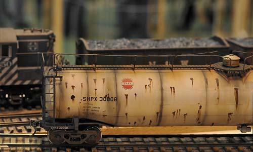 Bergen Modelljernbanemesse oktober 2009