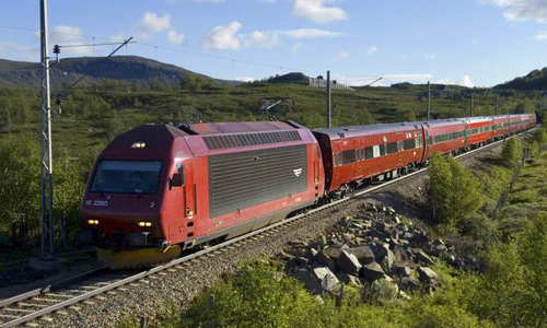 Bergensbanen 100 år