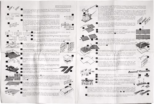 BUSCH STADTBAU SYSTEM | BAU-ANLEITUNG | BUILDING INSTRUCTION | VEILEDNING | Foto: 0rvik