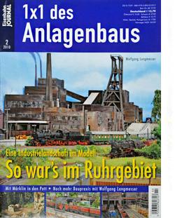 EISENBAHN JOURNAL 1x1 ANLAGENBAUS| ANLAGENBAU UND LANDSCHAFT | Foto: 0rvik