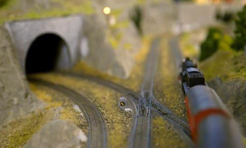 GAMLEBYEN MODELLJERNBANESENTER | FREDRIKSTAD | MODELLBAHN-CENTER | MODEL RAILWAY CENTER | Foto: FB/Tysnes/Andreassen/Hagen