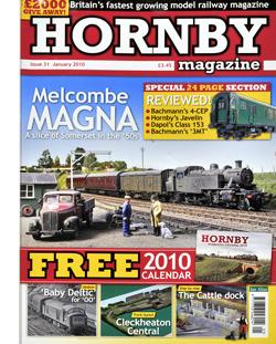 HORNBY MAGAZINE | BRITAIN'S FASTEST GROWING MODEL RAILWAY MAGAZINE | Foto: 0rvik