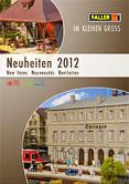 2012 FALLER | NEUHEITENPROSPEKT | NEWS ITEMS | ÅRETS NYHETER | Foto: Produsenten