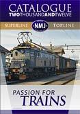 2012 NORSK MODELLJERNBANE | NEUHEITENPROSPEKT | NEWS ITEMS | ÅRETS NYHETER | Foto: Produsenten