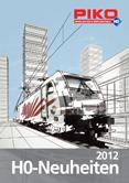 2012 PIKO | NEUHEITENPROSPEKT | NEWS ITEMS | ÅRETS NYHETER | Foto: Produsenten