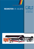 2012 RIETZE AUTOMODELLE | NEUHEITENPROSPEKT | NEWS ITEMS | ÅRETS NYHETER | Foto: Produsenten