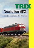 2012 TRIX | NEUHEITENPROSPEKT | NEWS ITEMS | ÅRETS NYHETER | Foto: Produsenten