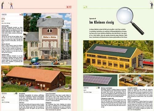 2012 FALLER | NEUHEITEN | NEW ITEMS| NYHETER | Foto: Produsenten