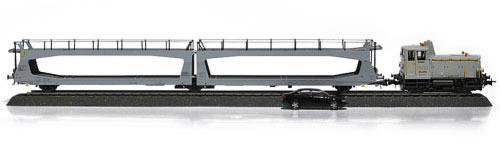 Liliput 132481 Conrad Audi AG Werklok 3 Reihe 2060