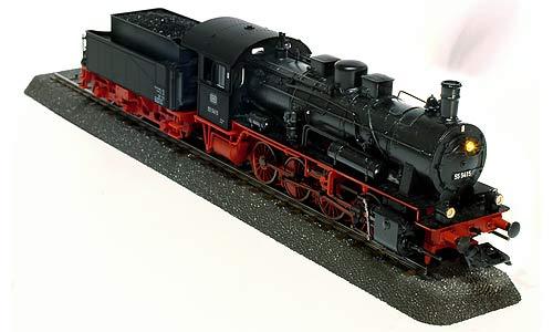 Märklin Class 55 Damplok