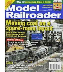 MODEL RAILROADER | INDUSTRY-LEADING MODEL TRAIN MAGAZINE SINCE 1934 | Foto: 0rvik