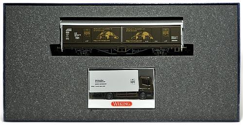 ELECTROTREN LC 21010 | UNITED PARCEL SERVICE LIMITED SET | Foto: 0rvik