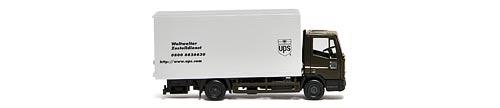 ELECTROTREN LC 21010 | UNITED PARCEL SERVICE IVECO TRUCK | Foto: 0rvik