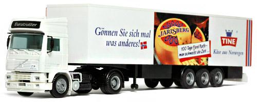 ALBEDO 296015 | KÖGEL TINE JARLSBERG & SNØFRISK | VOLVO F12 EUROTROTTER | Foto: 0rvik