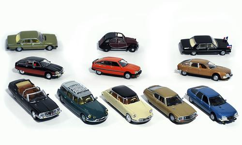 Universal Hobbies - Citroën og Peugeot