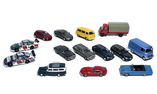 Volkswagen, Mercedes, racerbiler, Hanomag-Henschel F55 lastebil, Plymouth GTX Cabriolet