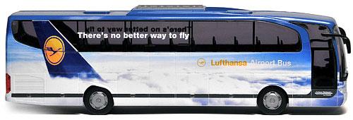 63865 RIETZE | LUFTHANSA | FLUGHAFEN SHUTTLE | AIRPORT BUS | FLYBUSS | Foto: 0rvik