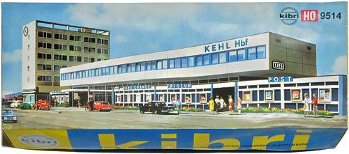 KIBRI B-9514 | KEHL BAHNHOF | JERNBANESTASJON | Foto: 0rvik