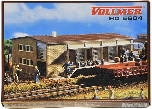 5604 VOLLMER | LAGERHAUS | STORAGE BUILDING | LAGERHALL | Foto: 0rvik