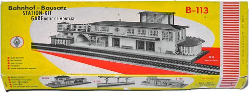 113 FALLER | CORTINA | BAHNHOFSTATION | TRAIN STATION | TOGSTASJON | Foto: 0rvik