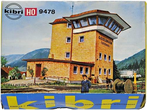 9478 KIBRI | STELLWERK GEISLINGEN | TRACKSIDE STRUCTURE | STILLVERK | Foto: 0rvik