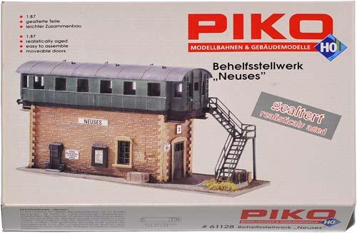 61128 PIKO | NEUSES | BEHELFSTELLWERK | TEMPORARY SIGNAL TOWER | TMEPORÆRT STILLVERK | Foto: 0rvik