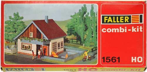 1561 FALLER | HAUS | HOUSE | HUS | Foto: 0rvik