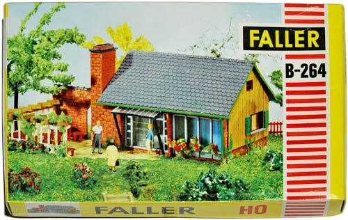 FALLER B-264 | HAUS | FERIEHUS | Foto: 0rvik
