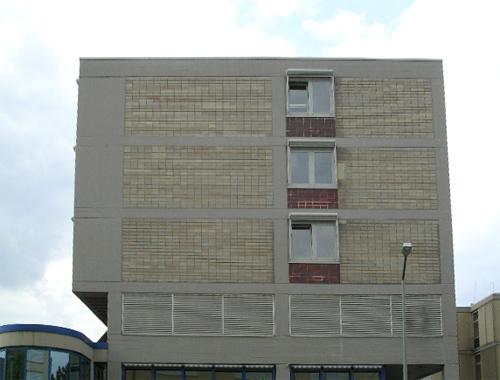 WEINHEIM VOLKSBANK BANK BERGSTRAßE | VORBILD | THE REAL BUILDING | FORBILDE | Foto: Fаllerfrеak