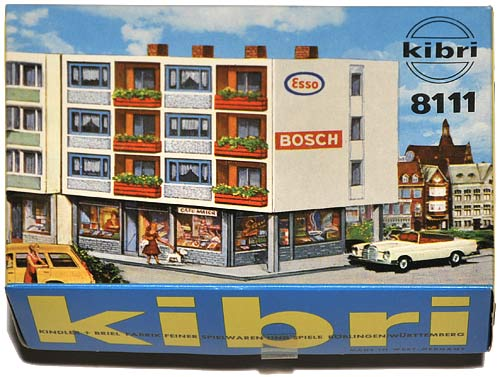 KIBRI 8111 | WOHN- UND GESCHÄFTSBLOCK | LIVING BLOCK | BOLIGBLOKK | Foto: 0rvik