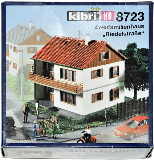 KIBRI 8723 | ZWEIFAMILIENHAUS RIEDELSTRAßE| TOMANNSBOLIG | Foto: 0rvik