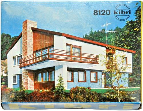 KIBRI B-8120 | MODERNE BUNGALOW | VILLA | Foto: 0rvik