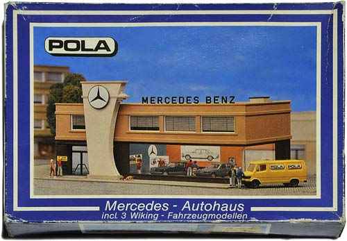 POLA 161 | MERCEDES AUTOHAUS | CAR DEALERSHIP | BILBUTIKK | Foto: 0rvik