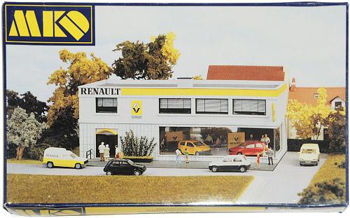 MODELLBYGGESETT | MKD 633 - RENAULT GARAGE SERVICE HO