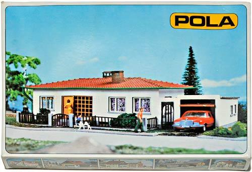 POLA 525 | BUNGALOW MIT ANGEBAUTER GARAGE | VILLA MED GARASJE| Foto: 0rvik