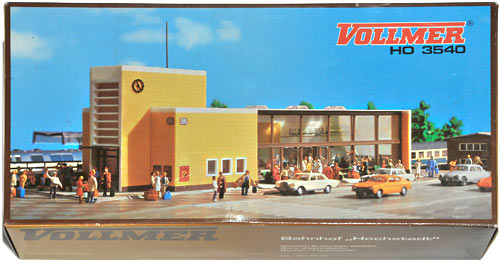 VOLLMER H0 3540 | BAHNHOF HOCHSTADT | Foto: 0rvik
