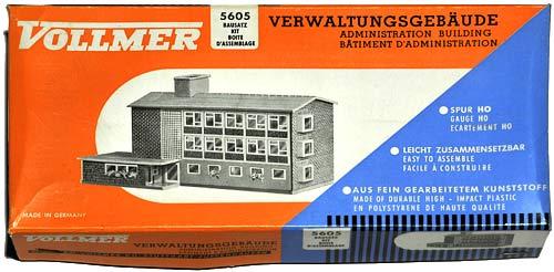 VOLLMER 5606 | VERWALTUNGSGEBAUDE | ADMIN BUILDING | ADMINISTRASJONSBYGG | Foto: 0rvik