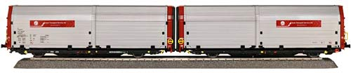 35035 HOBBYTRADE | AUTO TRANSPORT SERVICE AS | AUTOTRANSPORTWAGEN | GOODS WAGON  | BILTRANSPORTVOGN | Foto: 0rvik