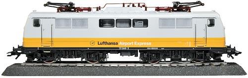 MÄRKLIN 2867 | LUFTHANSA FLUGHAFEN-EXPRESSZUG | AIRPORT EXPRESS TRAIN | FLYTOGEKSPRESS | Foto: 0rvik