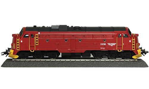 MÄRKLIN 37692 - NSB DI3.618