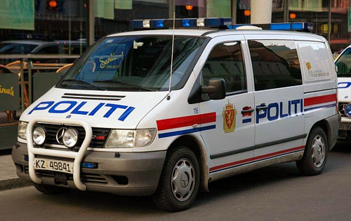 NORSK POLITIBIL | NORWEGISCHEN POLIZEIFAHRZEUGE| NORWEGIAN POLICE CAR| Foto: JP.Fagerback