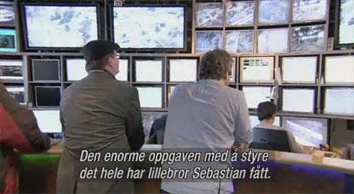 BBC | PAUL MERTON | DOKUMENTARSERIE PÅ NRK | DOCUMENTARY WITH A MODEL RAILROAD | DOKUMENTARFILM ÜBER MODELLEISENBAHN | Video: BBC