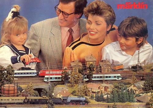 MÄRKLIN-KATALOGEN 1989-1990