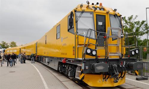 Innotrans 2012 | Wartungszug | Maintenance train | Vedlikeholdstoget | Jernbaneverket | Foto: Jᴏn MƈKey