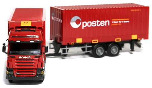 AWM 53523 | POSTEN NORGE AS TRAILER