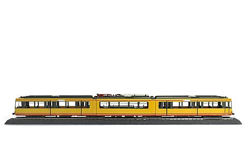 Roco DB Straßenbahnzug